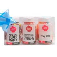 Kit de emergencia especial Día de la Madre 3x150ml