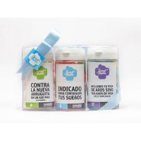 Kit de emergencia 3x100ml