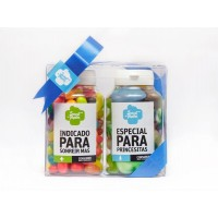 Kit de emergencia 2x250ml